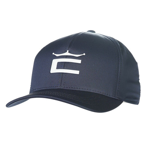 Cobra Tour Crown 110 Cap - Navy Blazer / White