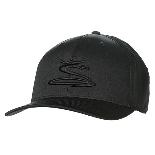 Cobra Tour Snake 110 Cap - Black