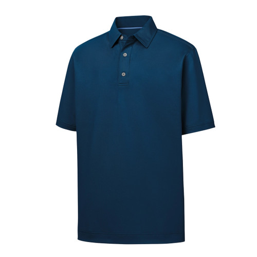 FootJoy ProDry Performance Stretch Pique Solid Polo - Navy (26616)