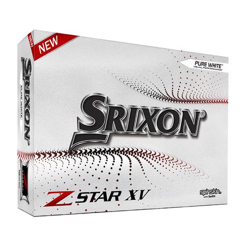 Srixon Z-Star XV 7 Dozen Golf Balls - White