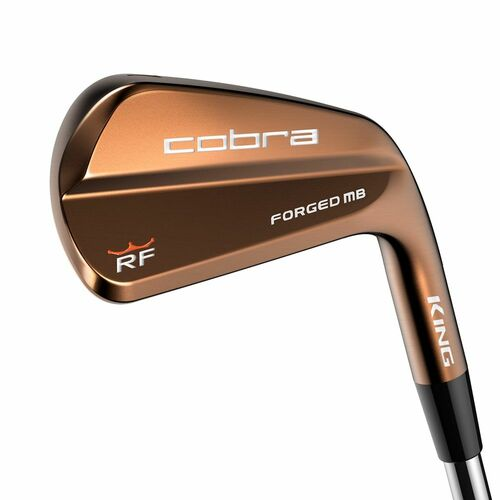 Cobra King RF Forged Copper Irons