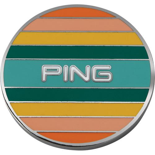 PING Coastal Ball Marker - Front