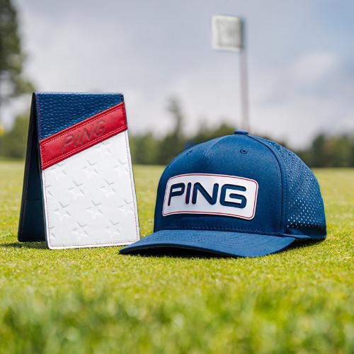 PING Stars & Stripes Tour Snapback Cap