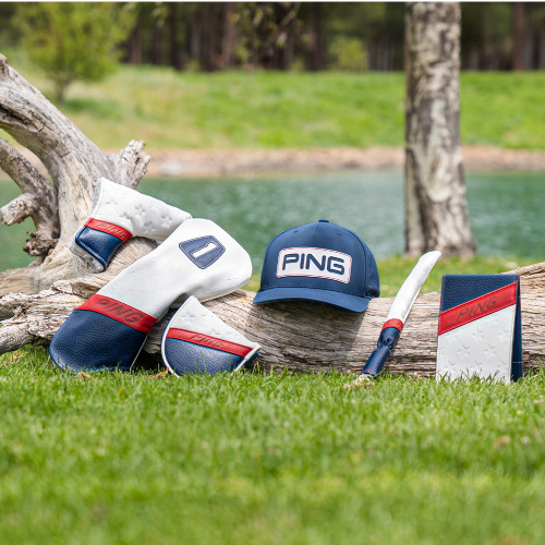 PING Stars & Stripes Driver Headcover