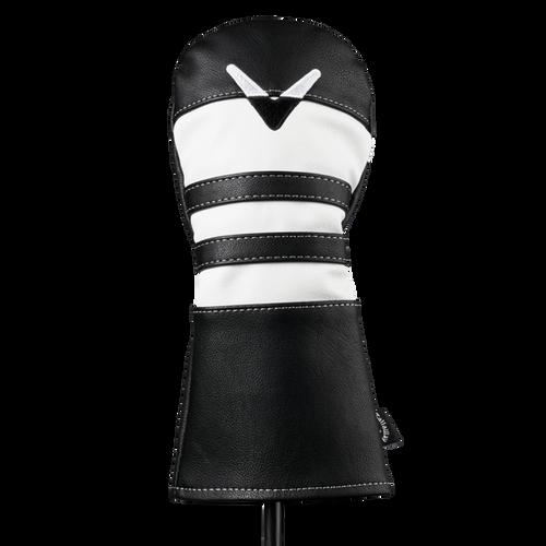 Callaway Vintage Fairway Headcover - Black / White