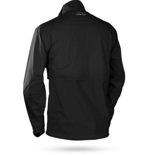 Sun Mountain Stratus Long Sleeve Pullover - Black