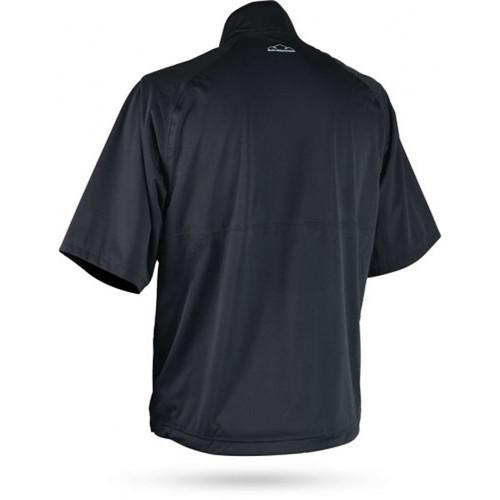 Sun Mountain RainFlex Elite Short Sleeve Pullover - Black