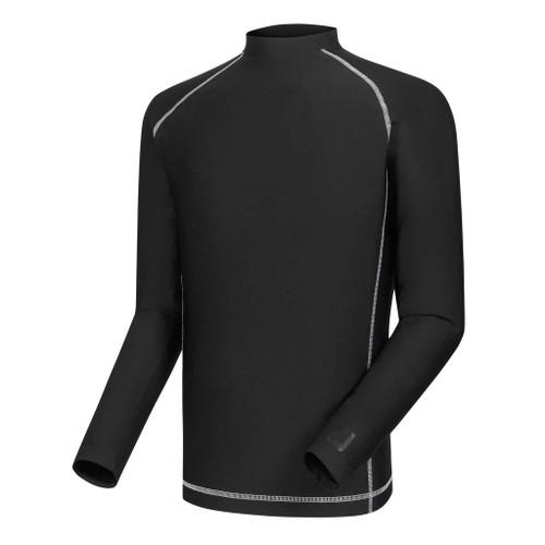 FootJoy ProDry Performance Thermal Base Layer Shirt - Black (32386)