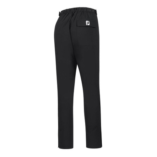 FootJoy Womens DryJoys Rain Pants - Black (35212)