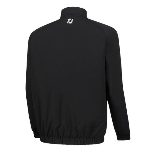 FootJoy Half Zip Windshirt - Black (23505)