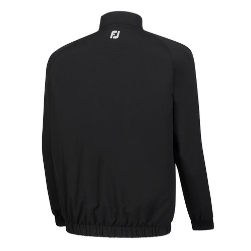 FootJoy Half Zip Windshirt - Black (23505)