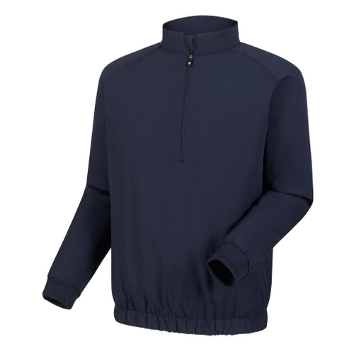 FootJoy Half Zip Windshirt - Navy (23506)