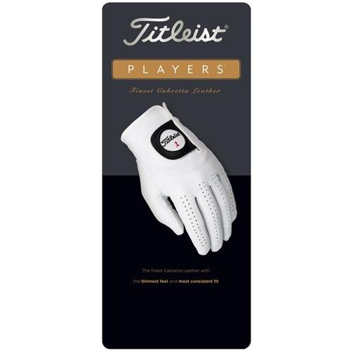 Titleist Players Golf Gloves 6 Pack