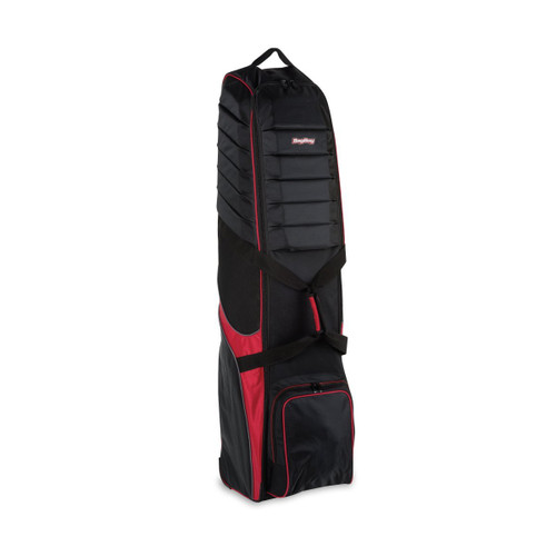 BagBoy T-750 Wheeled Travel Cover - Black / Red