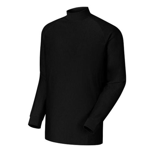FootJoy Performance Long Sleeve Mock - Black (21494)