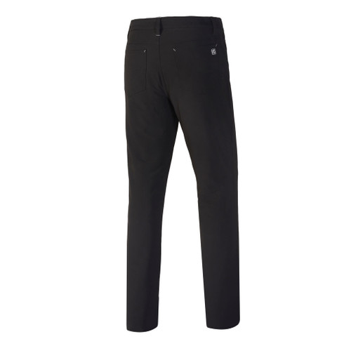 FootJoy Athletic Fit Performance 5-Pocket Pants - Black (24193)