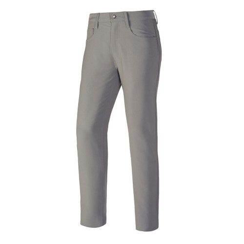 FootJoy Athletic Fit Performance 5-Pocket Pants - Grey (24354)