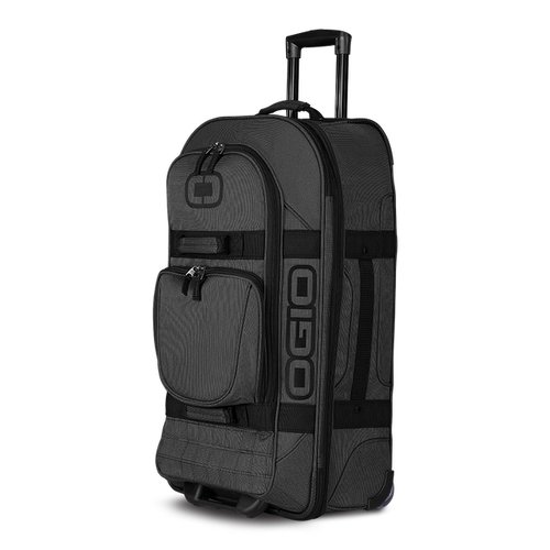Ogio Terminal Travel Bag - Black Pindot