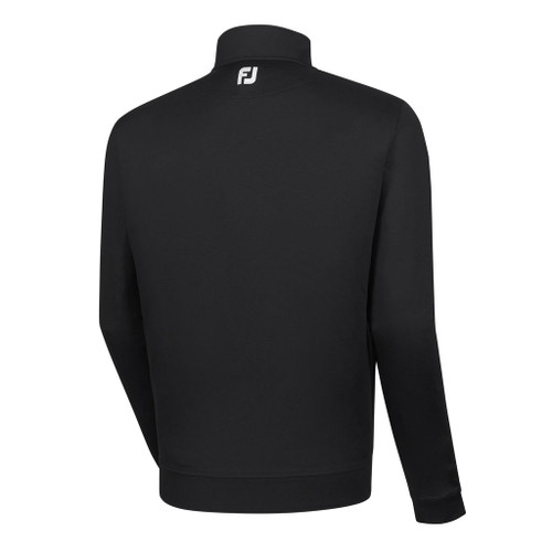 FootJoy Performance Half-Zip Pullover - Black (23038)
