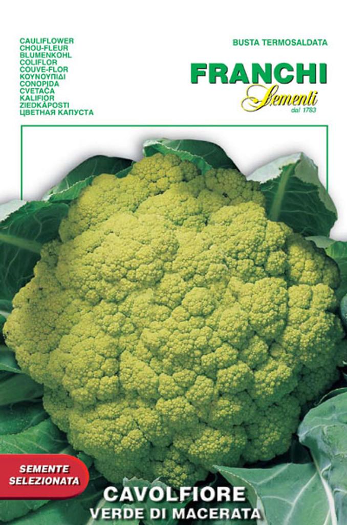 Cauliflower - Verde di Macerata (30-30)