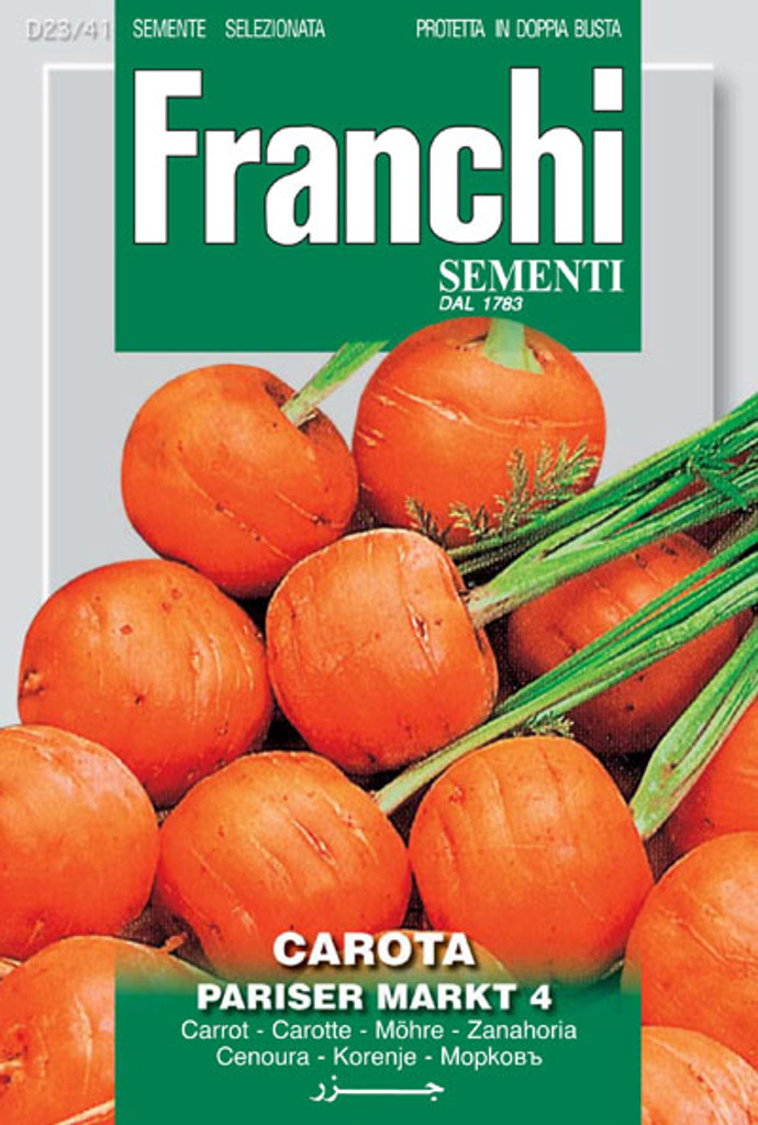 Carrot - Parijse Markt 4 (23-41)