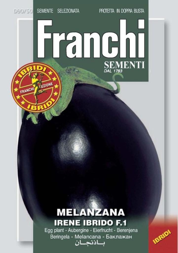 Eggplant Irene/Matrona (90-50)