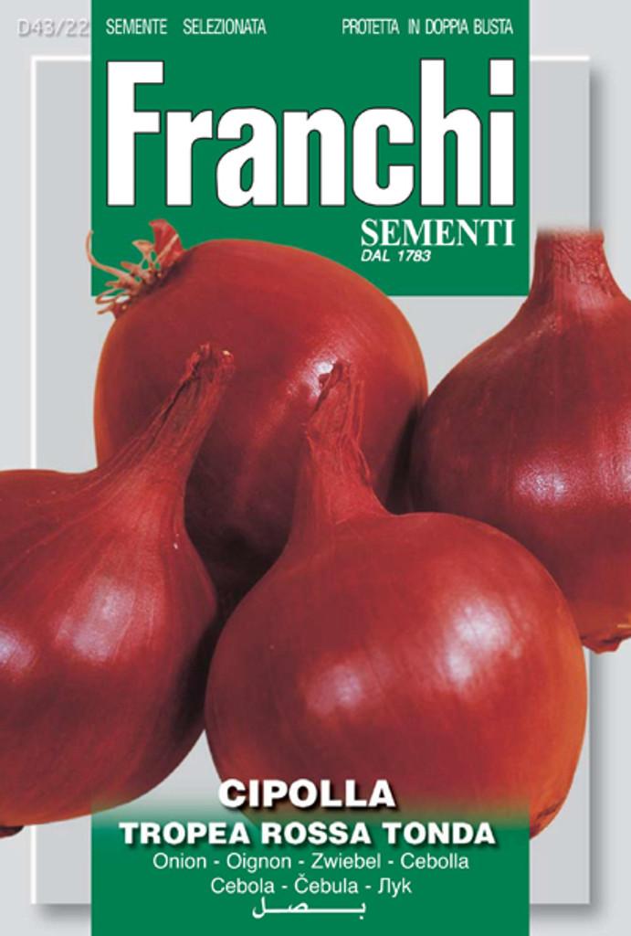 Onion Tropea Rossa Tonda (43-22)