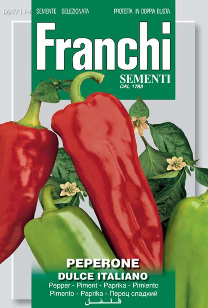 Pepper Dulce Italiano (97-114)