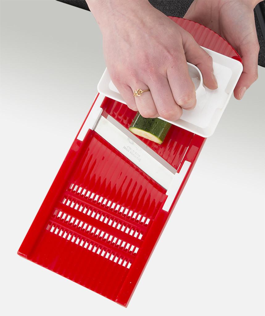Mandoline / Vegetable Slicer with Adjustable Blade Thickness (R-230)