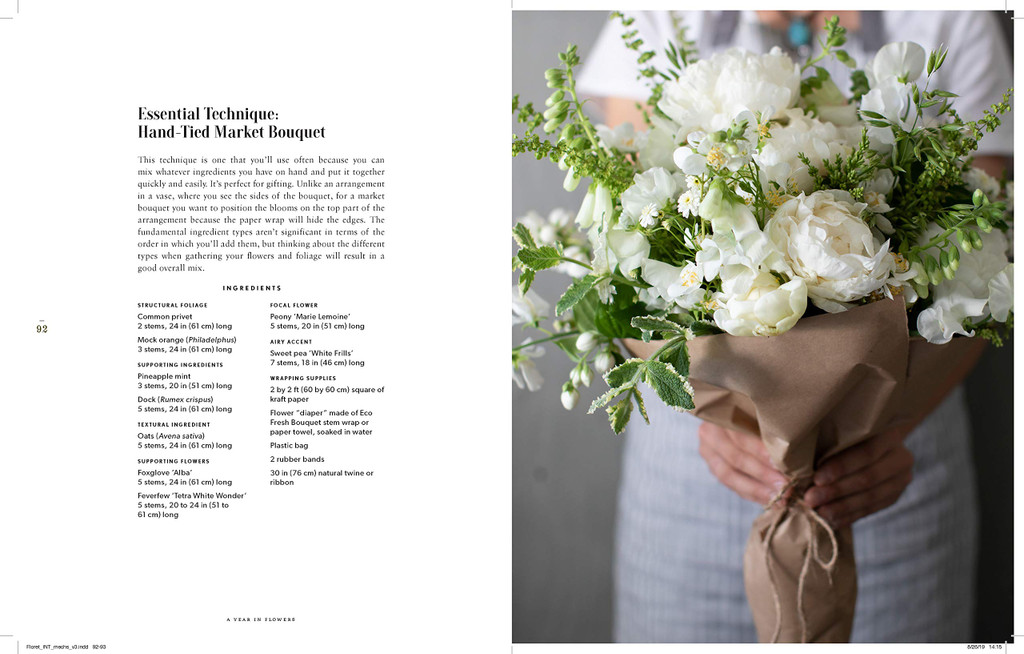 Floret Farm's A Year in Flowers: Designing Gorgeous Arrangements for Every Season