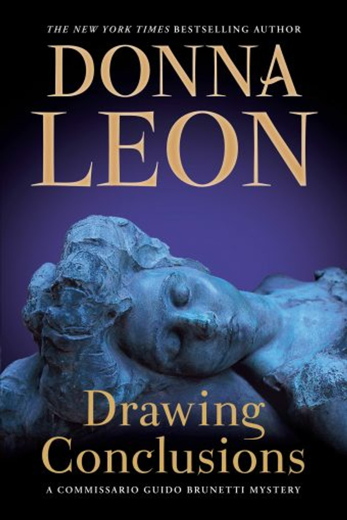 Drawing Conclusions: A Commissario Guido Brunetti Mystery