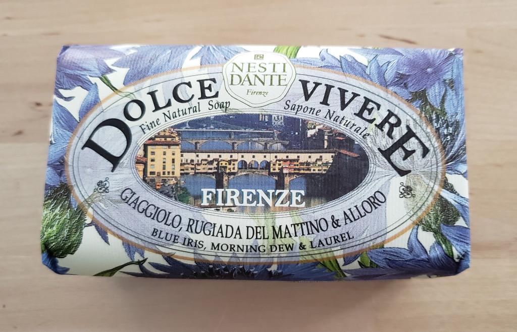 Firenze Soap