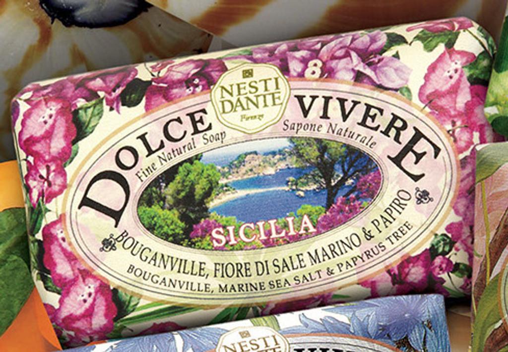 Sicilia Soap