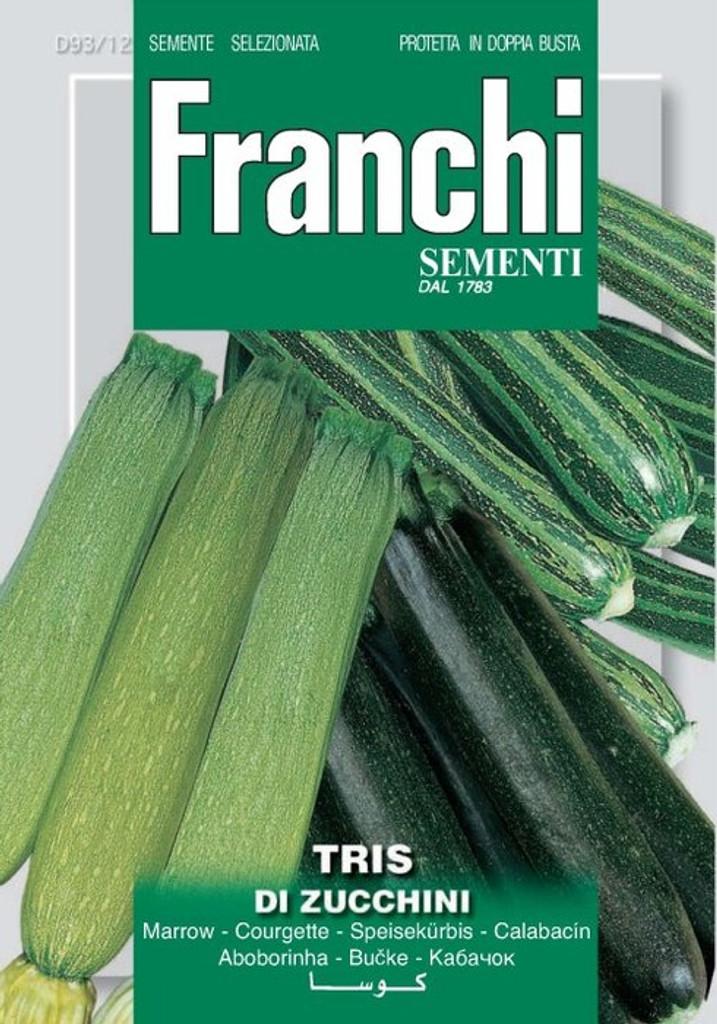 Tris di Zucchini (93-12)