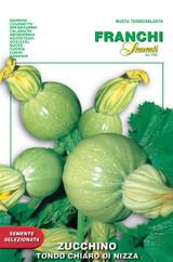 Zucchini Tondo Nizza (146-18)