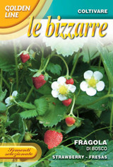 Strawberry Woodland Fragola di Bosco (63-3)