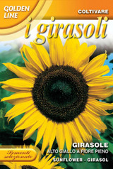 Sunflower Tall Yellow (329-4)