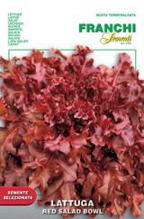 Lettuce Red Salad Bowl (78-25)