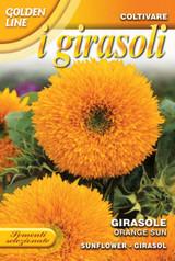 Sunflower Orange Sun (329-8)