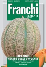 Melon Retato Degli Ortolani -- Certified Organic (91-3B)