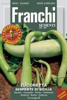 Zucchetta Serpent of Sicily/Cucuzza (146-43)
