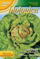 Lettuce Regina di Maggio -- Certified Organic (79-1B)