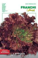 Lettuce Frisee d'Amerique/American Bruna /Riccia Invernale (78-14)