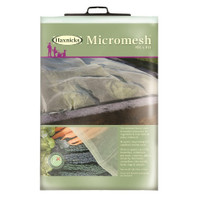 Micromesh Insect Barrier Blanket - 8' x 8' with loops
