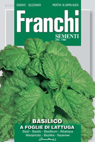 Basil Lettuce Leaf (13-3)
