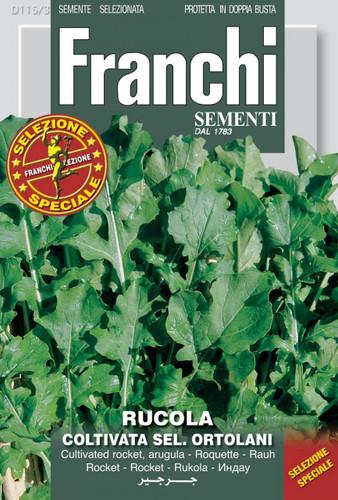 Arugula Ortolani, Market Grower (115-3)