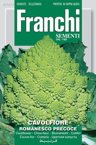Broccoli Romanesco (30-51)