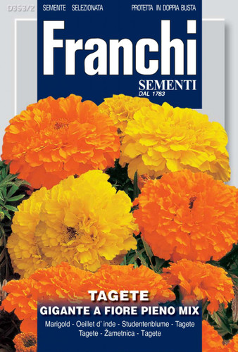 Marigold Giant Mix (353-2)