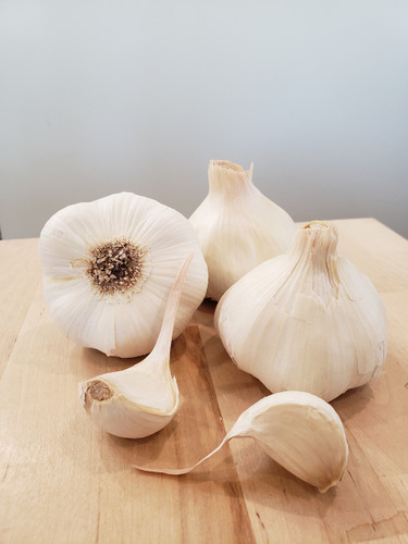 Garlic Bianco Spagnolo - Certified Naturally Grown - Softneck