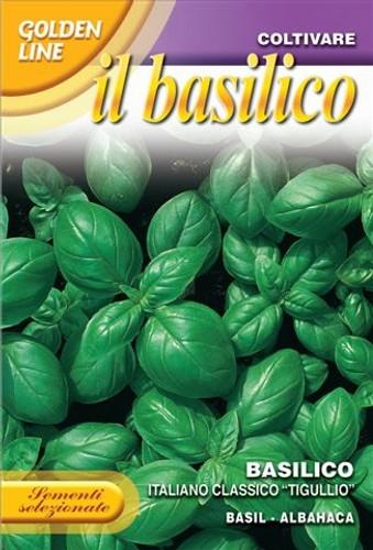 """Basil Italiano Classico """"Tigullio"""" (13-7)"""